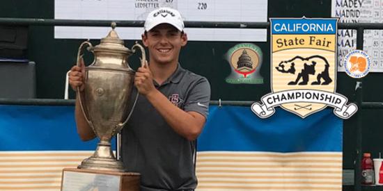 California amateur golf tournaments